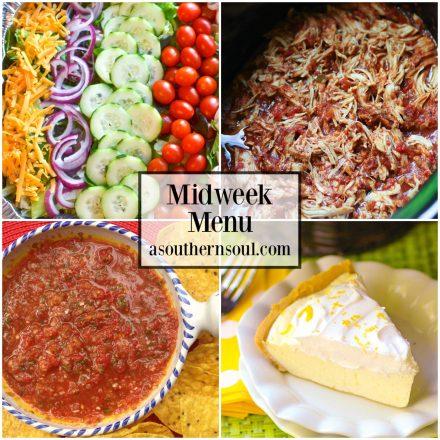 Midweek Menu #50 – Taco Salad