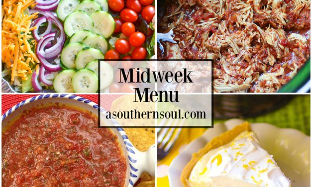 Midweek Menu #50 – Taco Salad