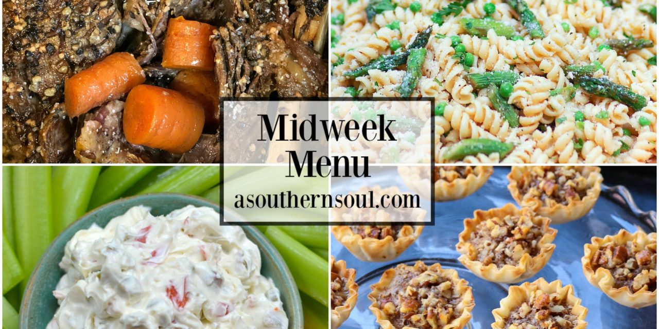 Midweek Menu #47 – Slow Cooker Irish Pot Roast