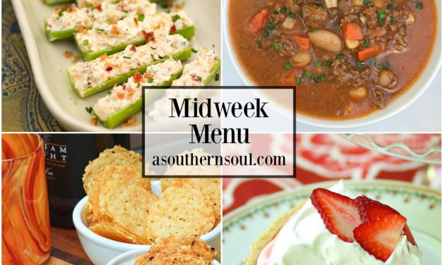 Midweek Menu #51 – Beef & Bean Slow Cooker Soup