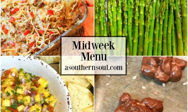 Midweek Menu #54 – Taco Spaghetti Bake
