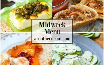 Midweek Menu #55 – Sausage & Pepperoni Stromboli