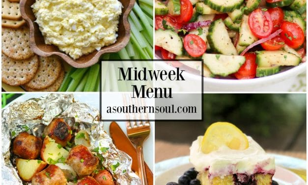 Midweek Menu #57 – Sausage & Potatoes In Foil Packs