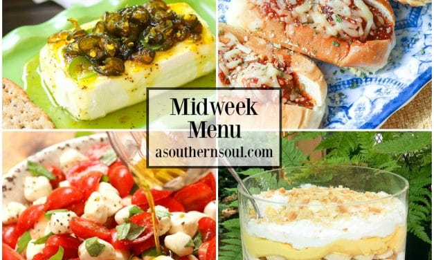 Midweek Menu #58 – Parmesan Meatball Subs