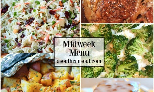 Midweek Menu #59 – Slow Cooker Pork Roast