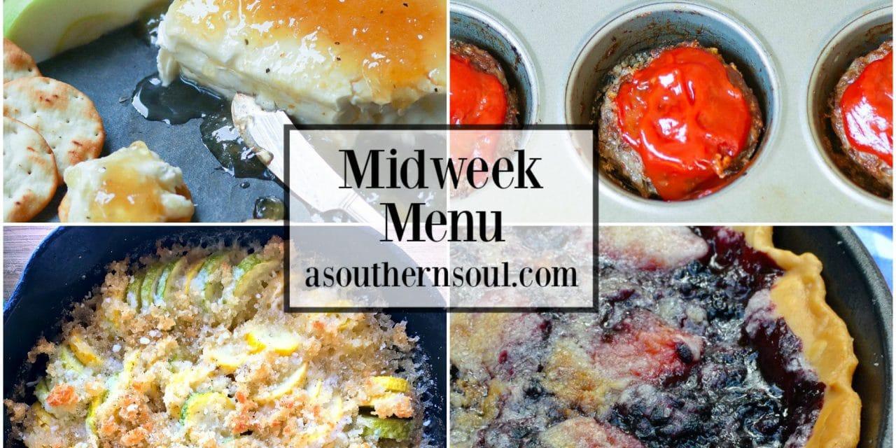 Midweek Menu #61 – Meatloaf Muffins