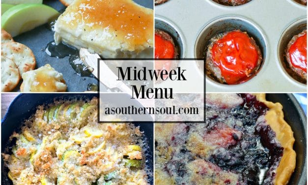 Midweek Menu #61 – Meatloaf Muffins