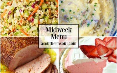 Midweek Menu #62 – Crock Pot Ham