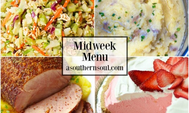 Midweek Menu #62 – Crock Pot Ham