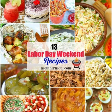 13 Labor Day Weekend Recipes