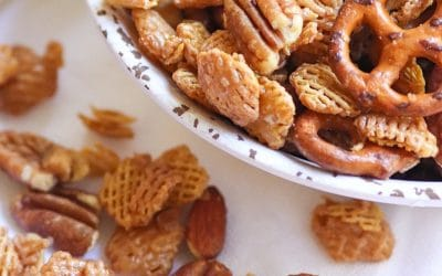Sweet & Nutty Snack Mix