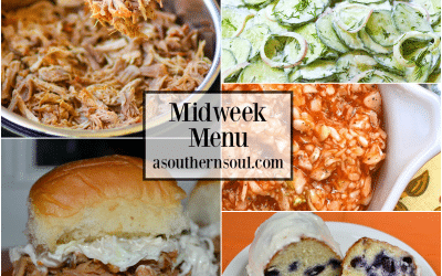 Midweek Menu #64 – Pulled Pork Sliders