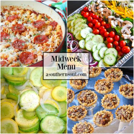 Midweek Menu #69 – Pizza Pasta Bake