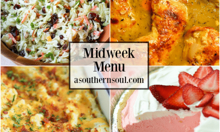 Midweek Menu #71 – Braised Chicken Thighs