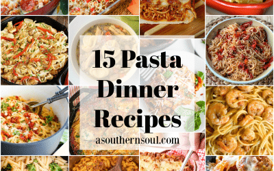 15 Pasta Dinner Recipes