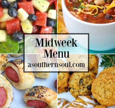 Midweek Menu #73 – 15 Bean Soup