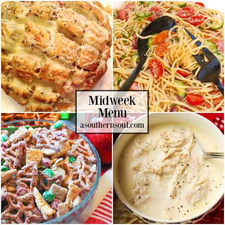 Midweek Menu #76 – Southern Style Chicken Stew