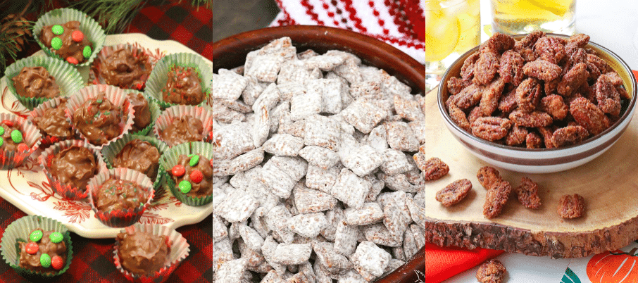 HOMEMADE TREATS TO MAKE & SHARE