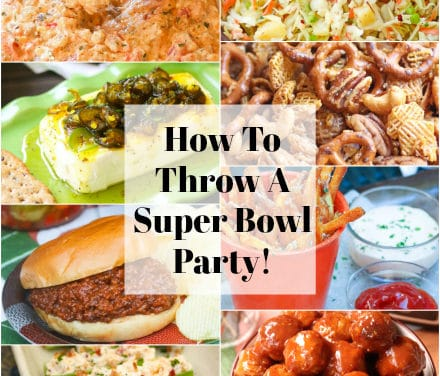 How To Throw A Super Bowl Party With Help From Amazon