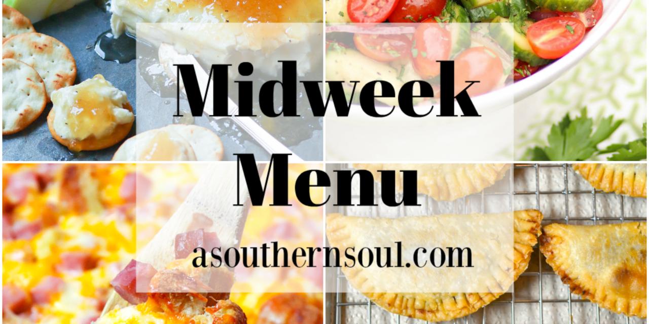 Midweek Menu #83 – Ham & Cheese Strata