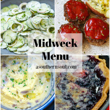Midweek Menu #87 – Meatloaf Muffins
